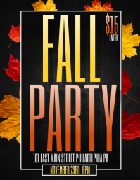 Fall Party