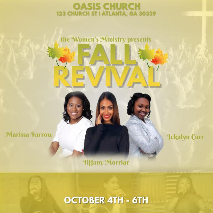 Fall Revival