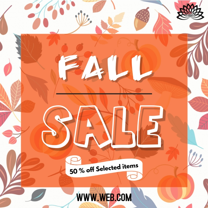 Fall Sale IG