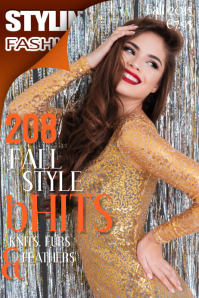 Fall Style Magazine Cover