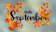 Fall Template Header ng Blog
