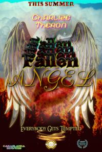 Fallen Angel Poster template