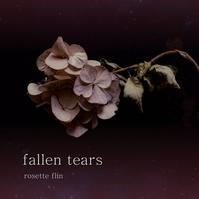 fallen tears Album Art template