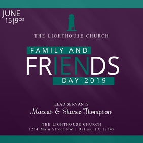 Family & Friends Day 2019