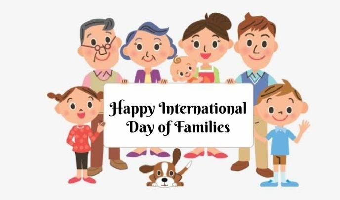 Family Day Tanda template