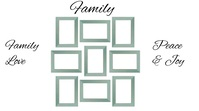 Family Digitalanzeige (16:9) template
