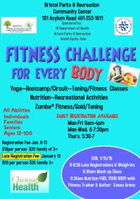 Fitness Challenge 2017