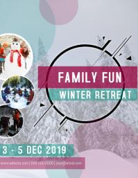 Family Fun Winter Retreat