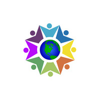 Family/Group Logo Logotipo template