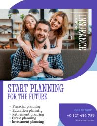 FAMILY INSURANCE COMPANY Flyer Template Folder (US Letter)