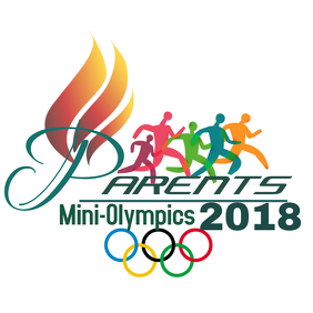 Family Olympics poster