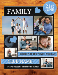Family photo shoot,parents flyers