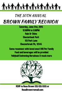 Family Reunion  Family Reunion Templates