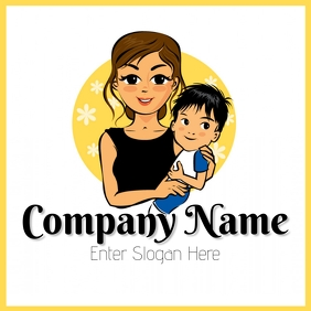 family yellow logo tj