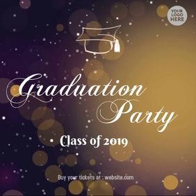Fancy Graduation Party