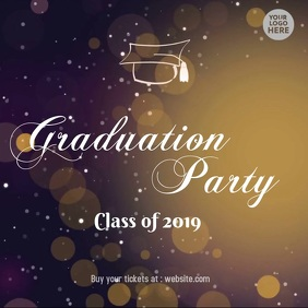 Fancy Graduation Party