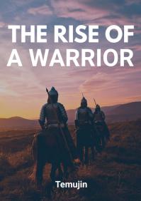 fantasy adventure historic book cover design A4 template