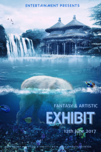 Fantasy and Artistic Exhibit