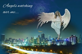 Fantasy/angels/Christian/YouTube/city