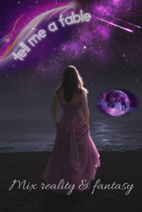 fantasy/birthday/musical/theater/book cover