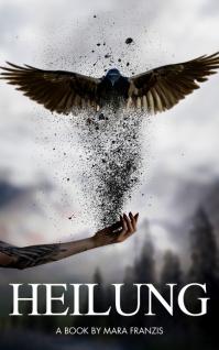 fantasy creative artistic book cover design t template