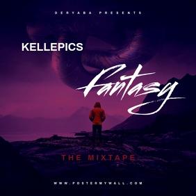 Fantasy Mixtape Cover