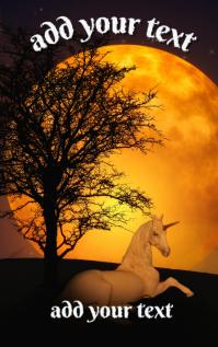 FREE!!! Fantasy Novel Book Cover Design Template