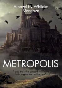 fantasy sci fi action book cover a5 dimension template