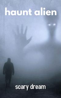 fantasy spirit nightmare dreams haunt Portada de Kindle template