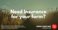 Farm Insurance Union facebook shared image template