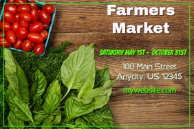 Farmer Market Template