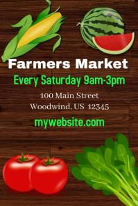 Farmers Market Template