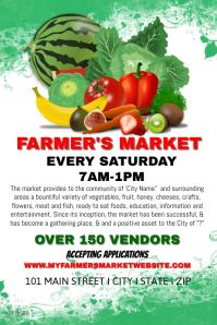 Farmers market Trmplate