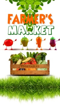 Farmers Market Video Post
