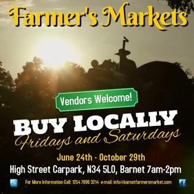 Farmers Markets Video Instagram