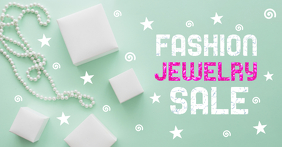 Fashion, Jewelry, Designer Social Media Header