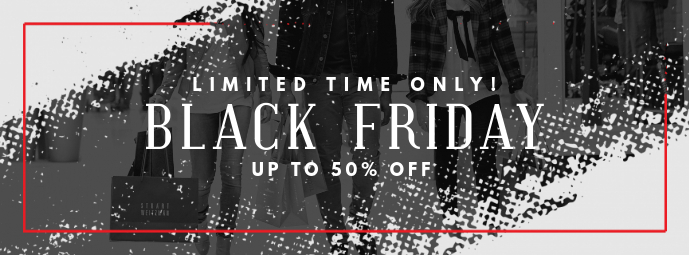 Fashion Apparel Black Friday Sale Facebook Cover
