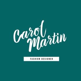 Fashion Designer Modern Logo