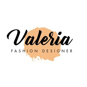 Fashion designer signature logo
