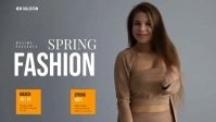 Fashion Event Facebook Video template