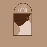 fashion logo template