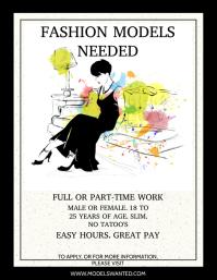 FASHION MODELS WANTED