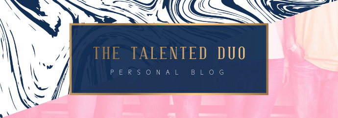 Fashion Personal blog Tumblr Header Template
