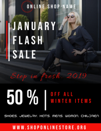 Fashion Retail Flyer