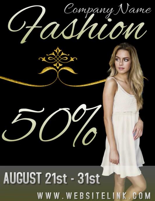 fashion sale AD VIDEO/SOCIAL MEDIA