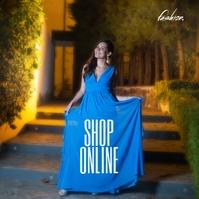 Fashion Sale Album Cover template