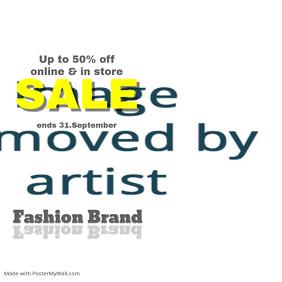 fashion sale insta