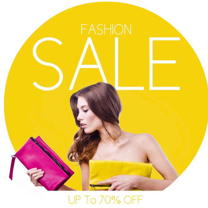 Fashion Sale Instagram Post Template | PosterMyWall