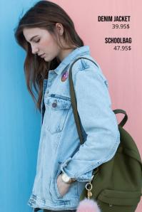 Fashion Sale Magazine Page Template