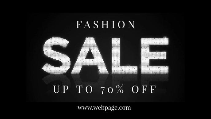 Fashion Sale Video Design Template